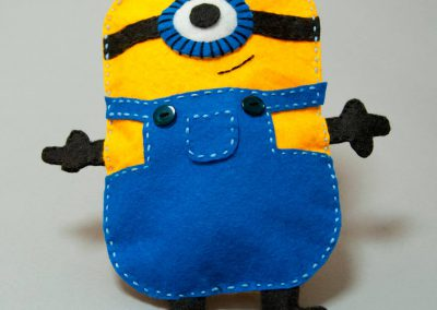 Filtfigurer Minion
