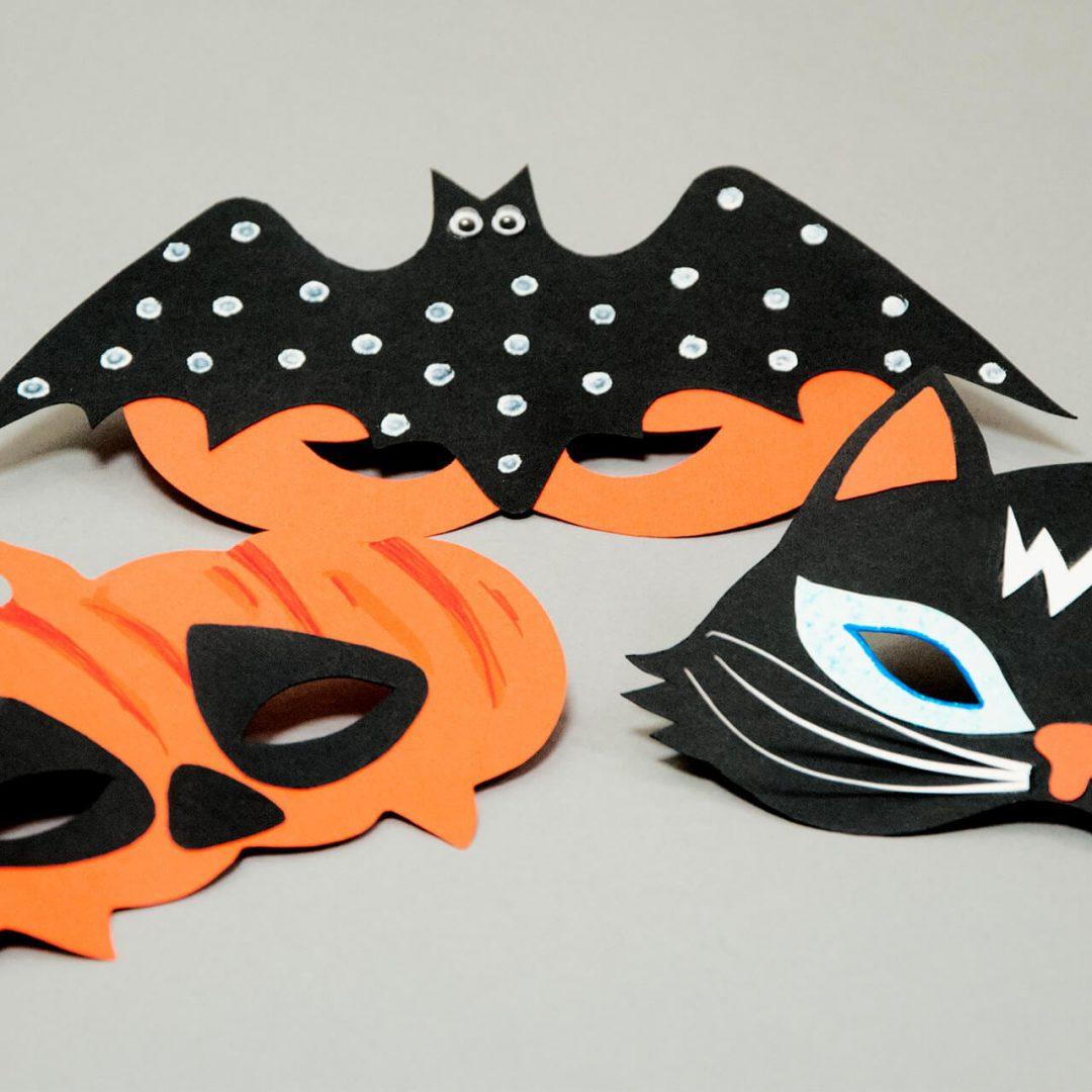Halloween – Masker