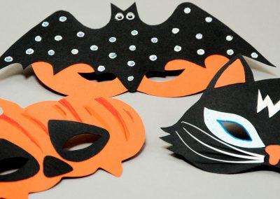 Halloween – Masken