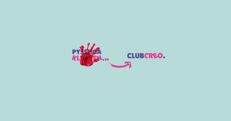 Pyssliga Klubben heter numera Club Creo