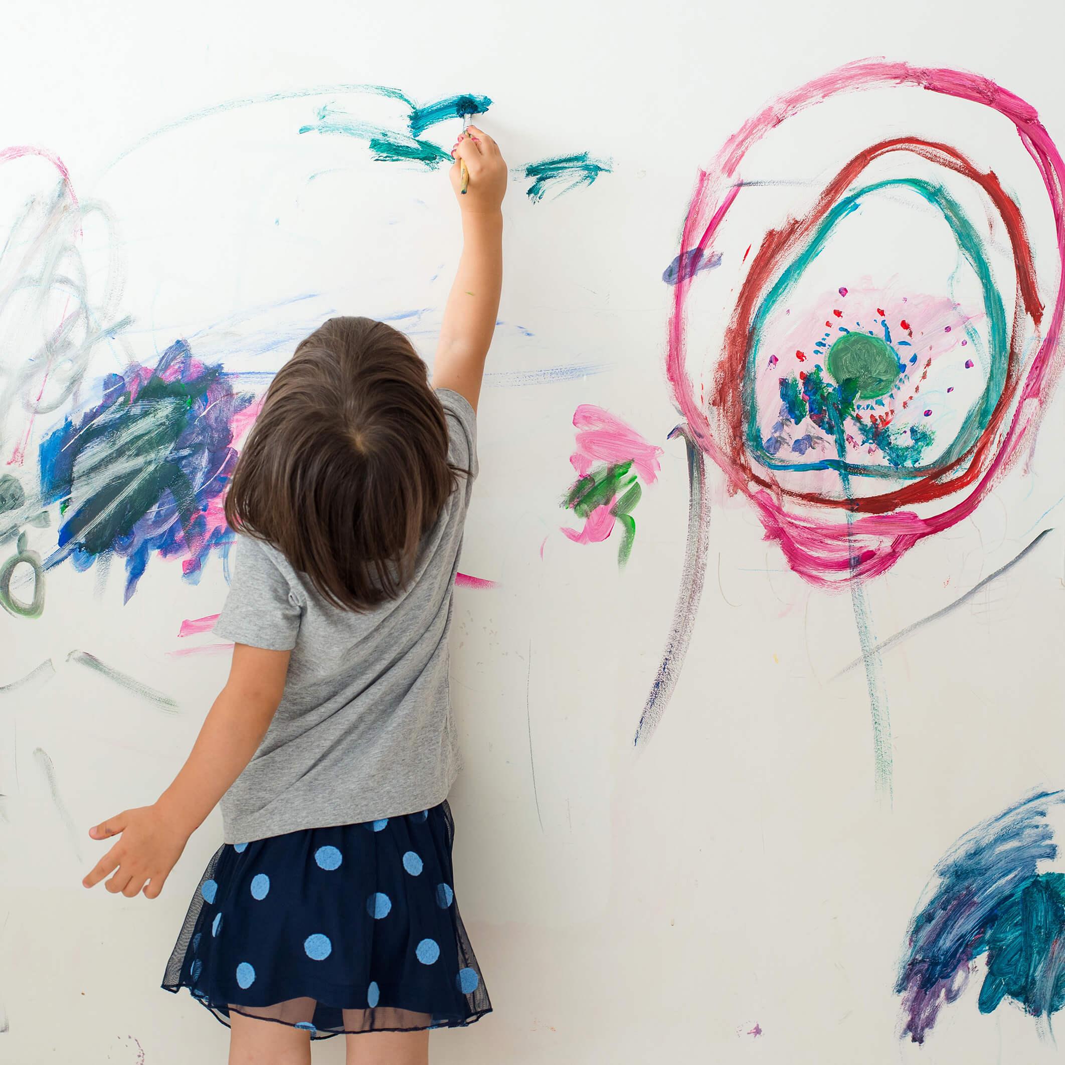 Lär känna ditt barn genom dess teckningar