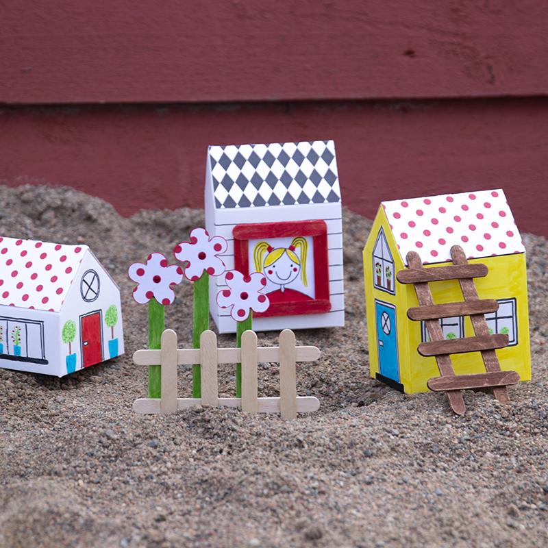 Lag noe kreativt og morsomt med papir!