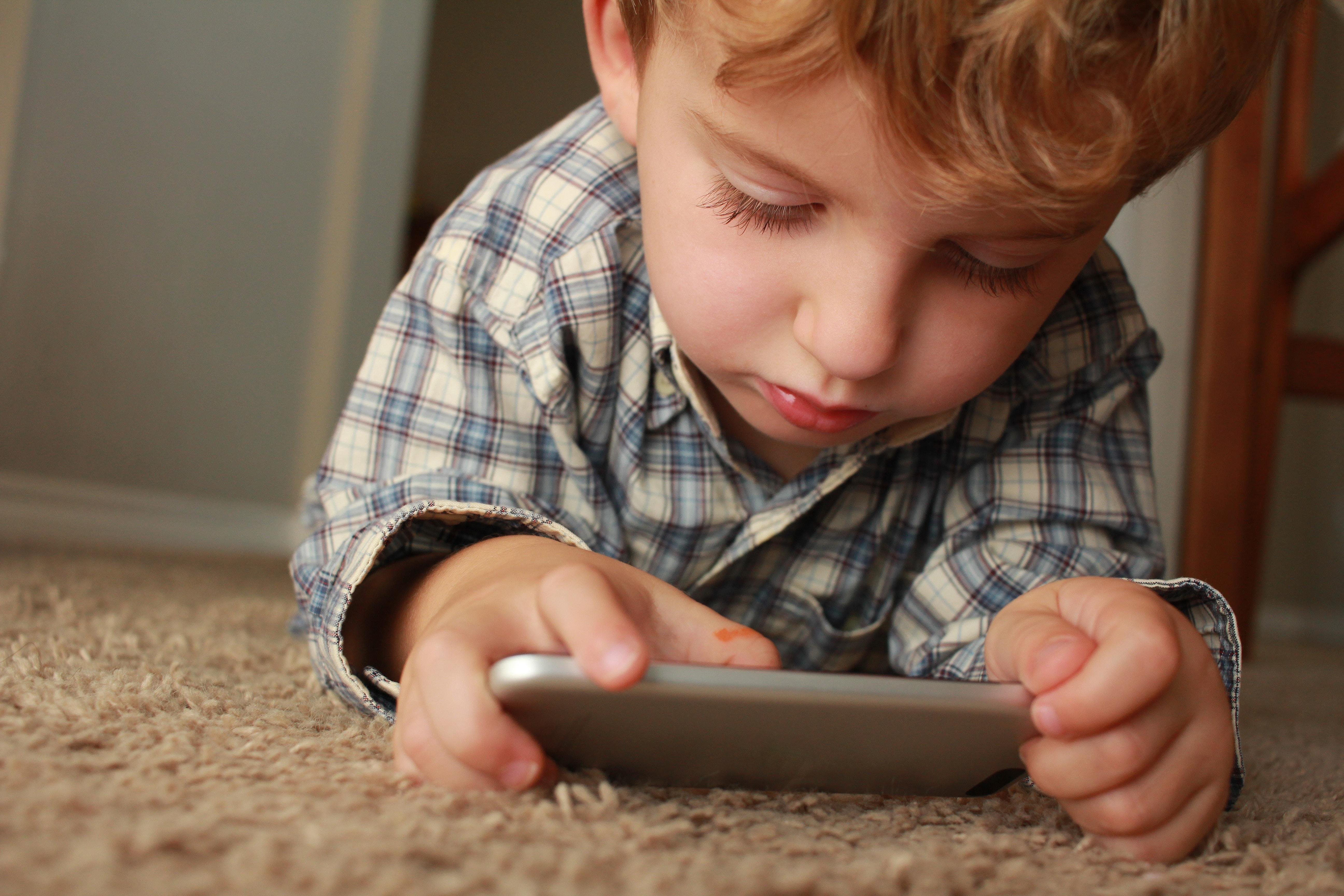 8 Tips på minskad skärmtid för barn