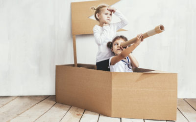 7 måter å sysselsette barna på hjemme