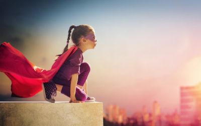 Barn og deres kreativitet
