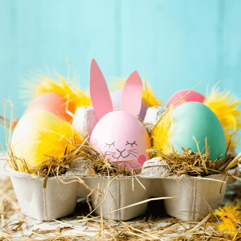 Pysslet i påsk har långa traditioner