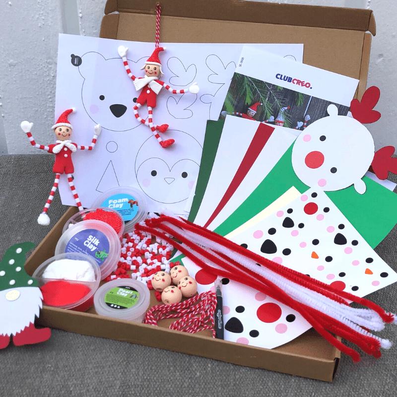 Weihnachtsbasteln für Kinder!