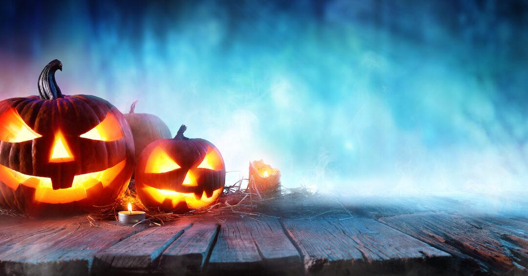 7 tips till halloweenfirandet för hela familjen