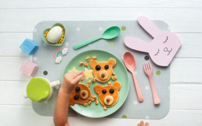 Barn och mat – aptit som förändras