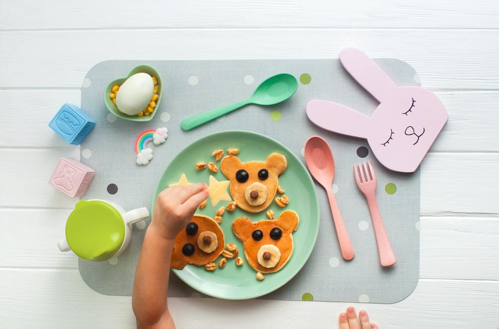 Barn og mat – matlyst som forandres