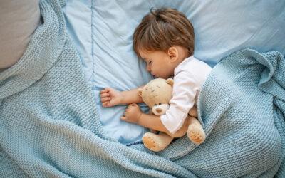 Barn och sömn – fyra tips om barn sover dåligt